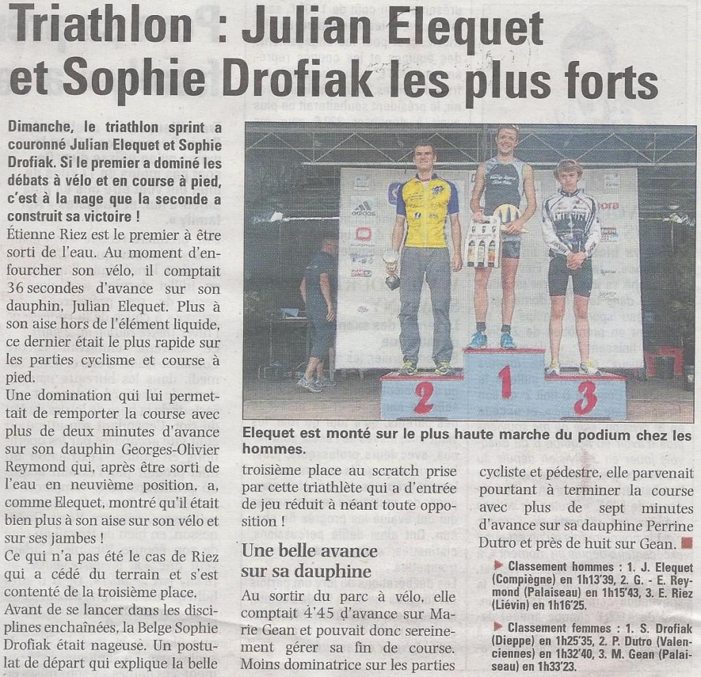 Triathlon S